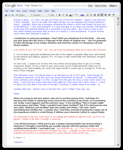 How to Write, Share, and Review with Google Docs (Part 1