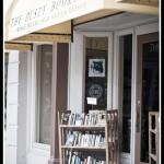 Photo of the bookstore The Dusty Bookshelf, courtesy Julie Velez