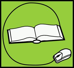The e-Book Challenge Logo